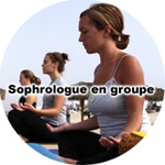 Sophrologue en groupe